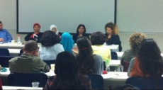 ندوه ثقافية حول النسوية العربية في النقب
