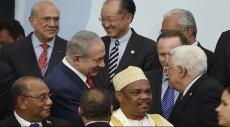 نتنياهو: التقيت قادة عربا وراء الكواليس ومصافحة عباس بروتوكولية