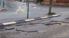 الشاغور: المطر الأول يكشف هشاشة البنى التحتية