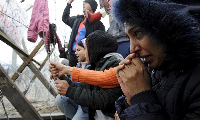 900 ألف مهاجر وصلوا سواحل أوروبا
