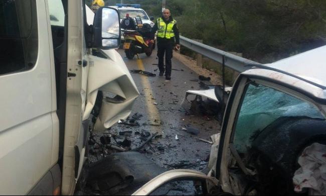 سخنين: إصابتان بالغة الخطورة ومتوسطة في حادث سير