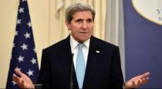 كيري يدعو لسلام إقليمي عن طريق حل الدولتين