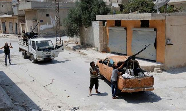 سورية: مقتل 13 في اشتباك مع داعش في ريف حلب