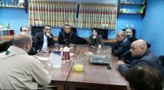 التجمع يزور بيت النعمة في حيفا ويحذر من إغلاقه