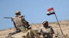 سيناء: مقتل 4 مجندين بتفجير مدرعة للجيش المصري
