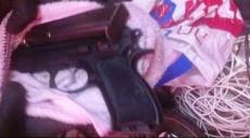 أبو سنان: حملة دهم وتفتيش وضبط أسلحة وذخيرة