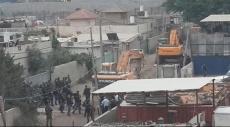 إخطار أصحاب 7 منازل بالهدم في دهمش