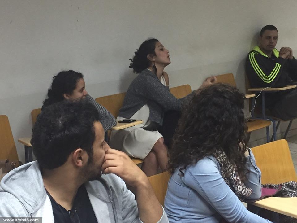 """""""قتل النساء، التحرر والسياسة"""": ندوة للتجمّع في جامعة تلّ أبيب"""