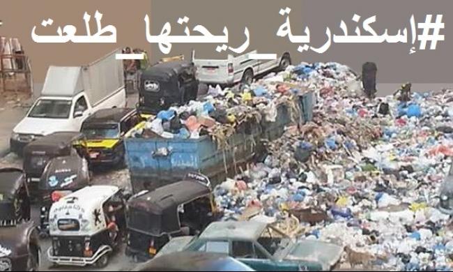 نبض الشبكة: الإسكندرية أخت بيروت.. والريحة قتلتنا