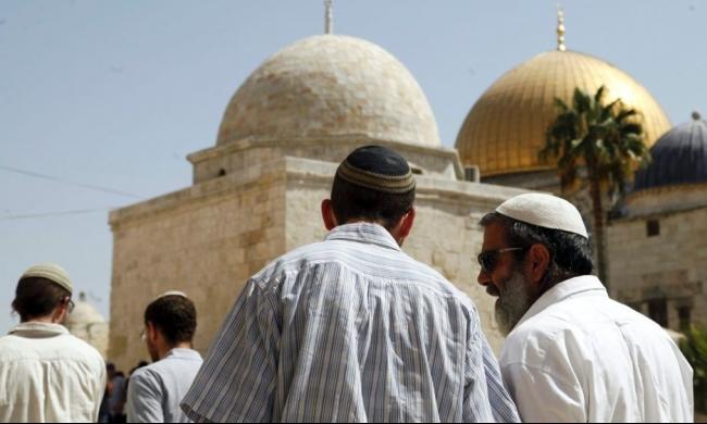 """نائب وزير الأمن الإسرائيلي يتبرع بالمال لبناء """"الهيكل الثالث"""""""