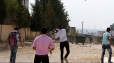 طولكرم: إصابة 8 شبان برصاص الاحتلال بجامعة خضوري