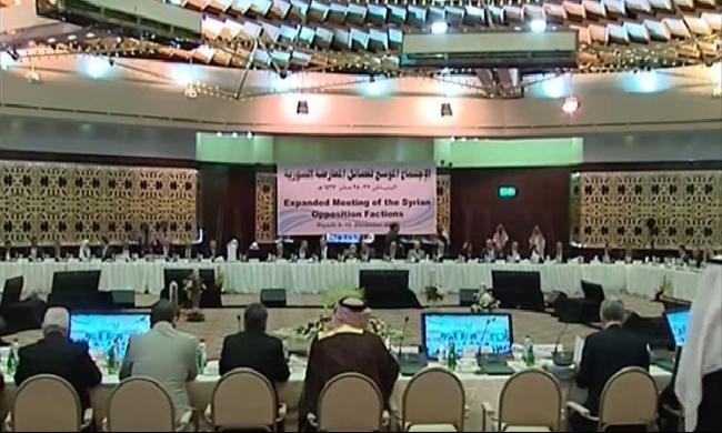 """المعارضة السورية تشكل """"الهيئة العليا للتفاوض"""""""