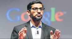 """الرئيس التنفيذي لـ""""جوجل"""" يرد على عنصرية ترامب"""