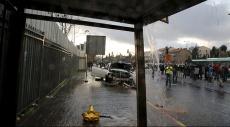 خشية عمليات الدهس: تحصين محطات الحافلات في القدس