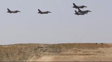 طائرات قتالية مصرية تعبر الحدود بالتنسيق مع الجيش الإسرائيلي