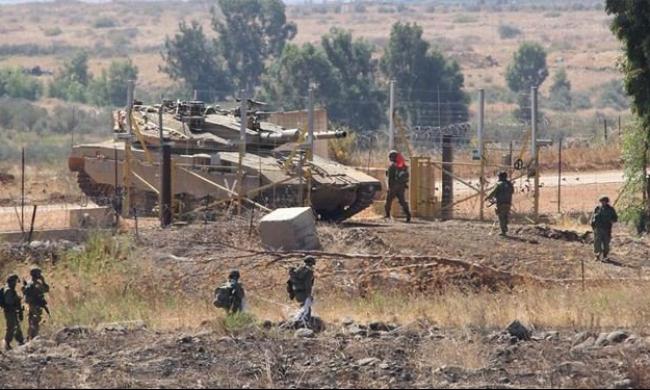 الجرافات الإسرائيلية تخترق الحدود اللبنانية