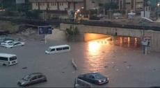 """بعد الأمطار... الإسكندرية """"حدث ولا حرج"""""""