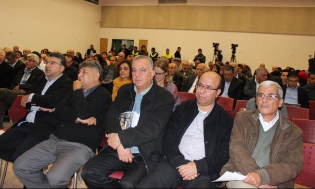 كفر قرع: مؤتمر حول تحديات التربية والتعليم بالمجتمع العربي