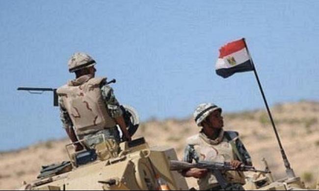 مصر: انفجار مدرعة مصرية قرب مقرات أمنية في العريش