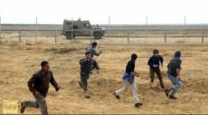 غزة: الاحتلال يعتقل فلسطينيين عبرا السياج الحدودي