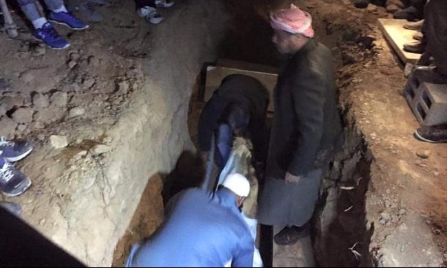 تشييع جثمان الشهيد العقبي في ظل قيود إسرائيلية