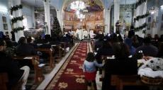 حفل موسيقي في غزة بمناسبة أعياد الميلاد