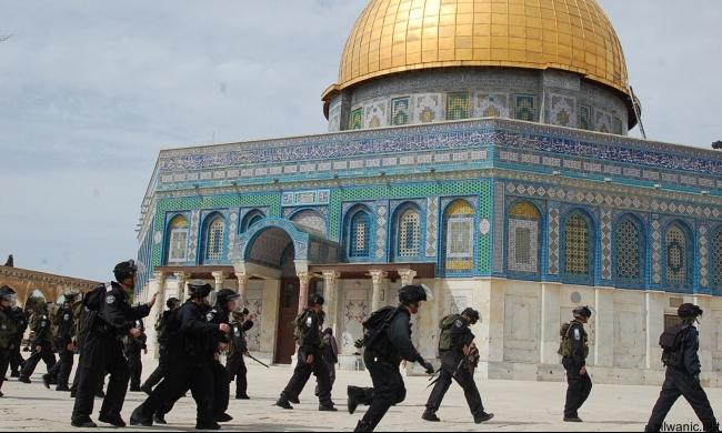 القدس المحتلة: 24 مستوطنًا اقتحموا المسجد الأقصى