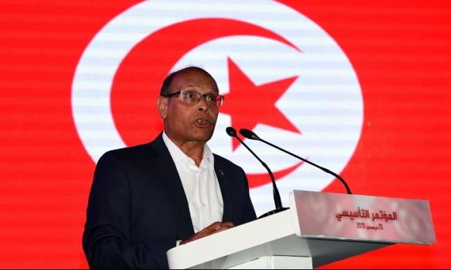 """تونس: المرزوقي يعلن تأسيس """"حراك تونس الإرادة"""""""