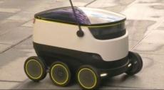 هدية عيد الميلاد ... روبوت لتوصيل الطلبات للمنازل