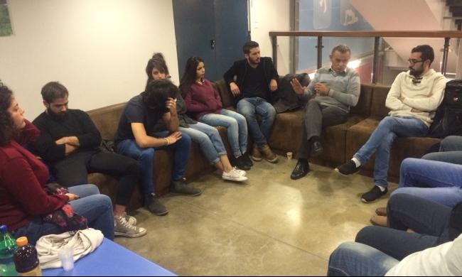 التخنيون: التجمع الطلابي ينظّم ندوة تثقيفيّة حول الحركة الطلابية