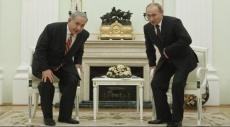 بوتين ونتنياهو: سنواصل حربنا المشتركة على الإرهاب