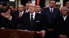 الرئاسة التونسية تمدد حال الطوارئ في البلاد شهرين