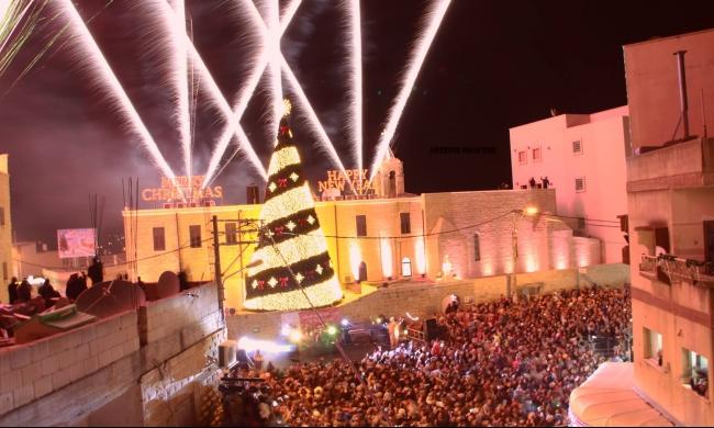 المحتفلون بعيد الميلاد المجيد: إضراب مطار اللد يضر بنا