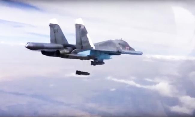 منظمة العفو الدولية: الغارات الروسية في سورية جرائم حرب