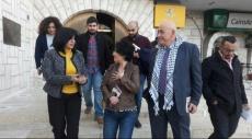 نواب التجمع يقدمون التهاني في بيت لحم ويدعون لزيارتها في العيد