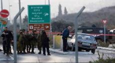 الاحتلال يطلق النار على شاب قرب حاجز حوارة بزعم تنفيذه عمليه دهس