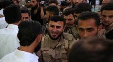علوش قتل الخميس بنيران سورية والمخيم ينتظر خروج داعش