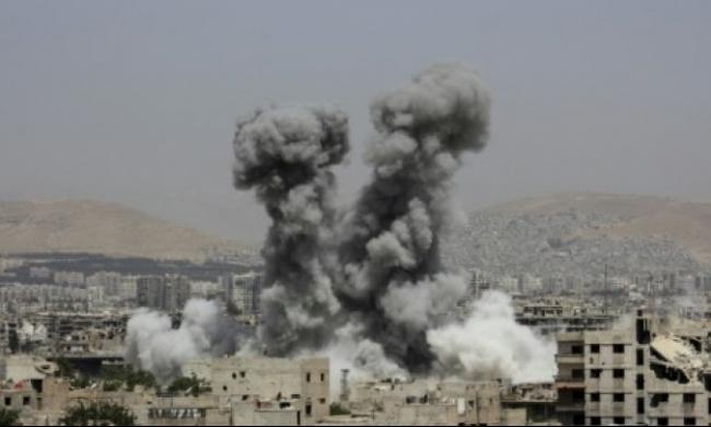 الخارجية الأميركية: الغارات الروسية ترفع عدد الضحايا المدنيين السوريين