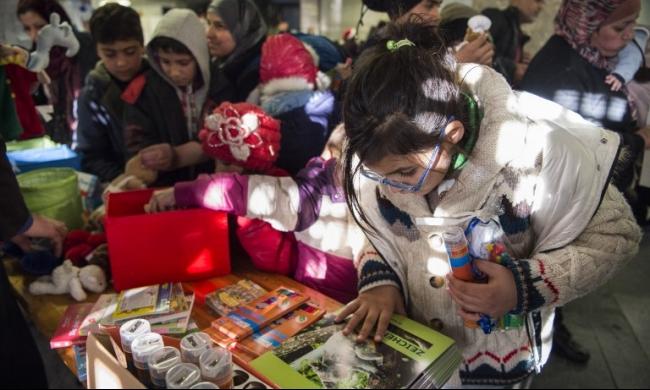 ألمانيا ستنفق 17 مليار يورو على اللاجئين العام القادم