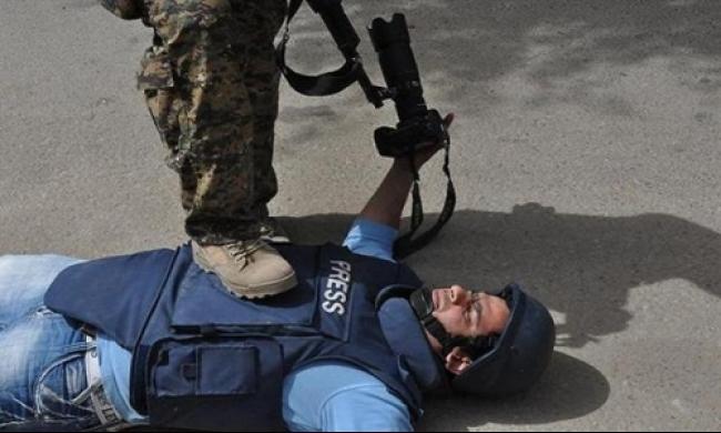 110 صحافي قتلوا عام 2015 بسبب نشاطهم المهني