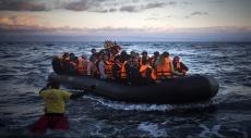 أكثر من مليون لاجئ سوري وصلوا أوروبا هذا العام