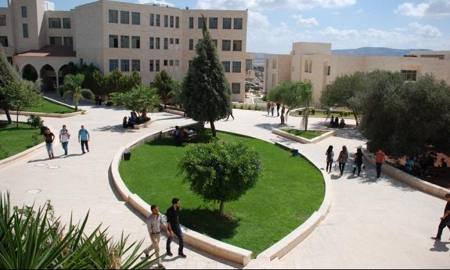 الجامعة العربية الأميركية في جنين توضح حقيقة الشجار المؤسف