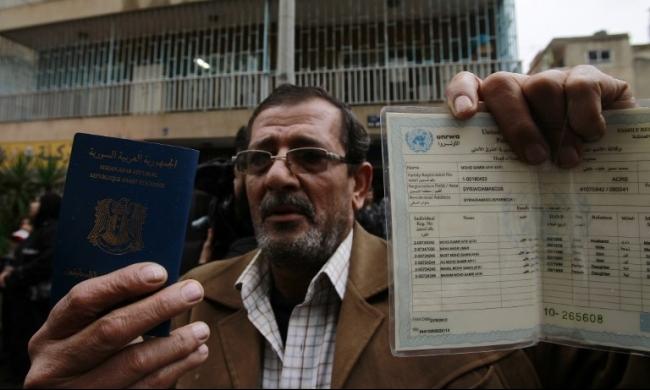 دعوات لشن حملة ضد حملة الجوازات السورية المزورة
