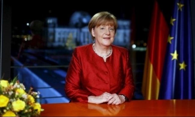 """ميركل: اللاجئون يمثلون """"فرصة"""" لألمانيا"""