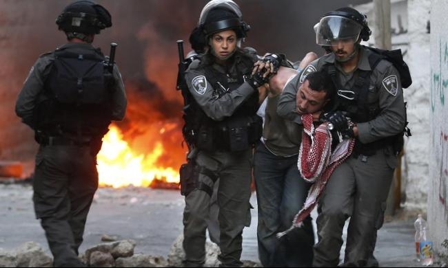 الضفة الغربية: 6830 حالة اعتقال العام الحالي