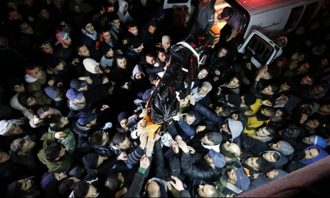 استشهاد فلسطيني متأثرا بإصابته برصاص الاحتلال