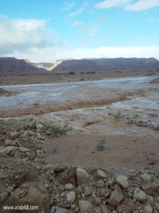 فيضانات وإغلاق شوارع وانقطاع الكهرباء وأمطار غزيرة وثلوج