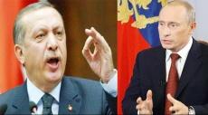 روسيا تبدأ اليوم تطبيق عقوبات اقتصادية على تركيا