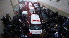 الاحتلال  يسلّم 23 جثمانًا لشهداء فلسطينيين