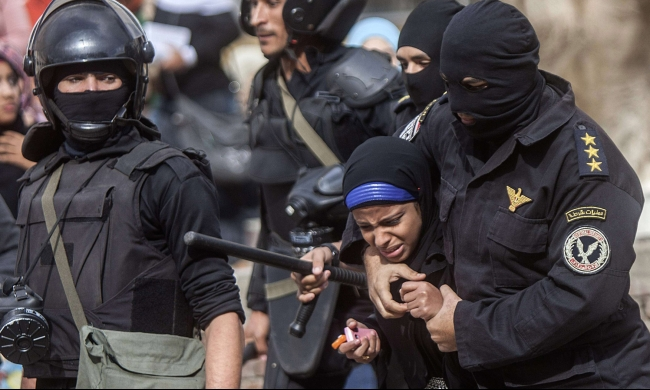 تقرير: 356 مدنيًا قتلوا بأحداث أمنية في مصر خلال 2015